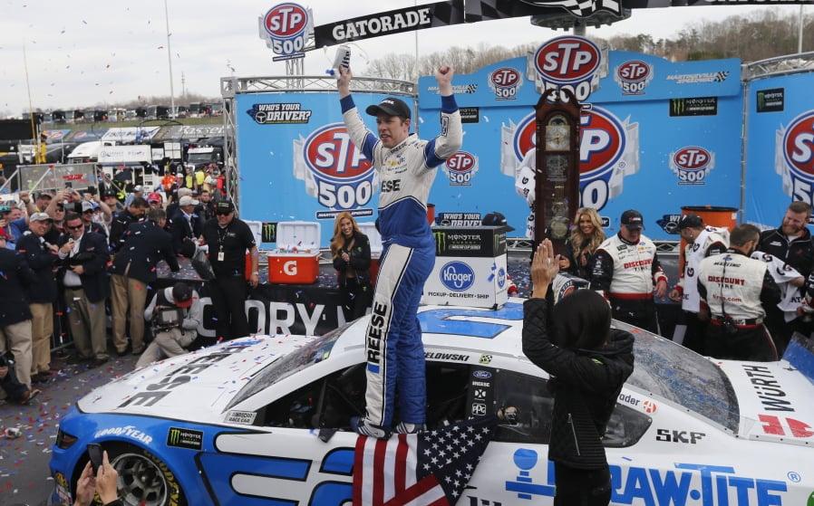 Nascar Reference - NASCAR Race Results & More