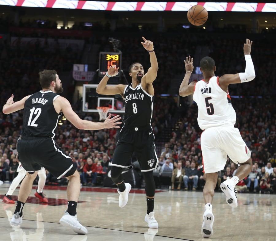 Portland Trail Blazers Nba: Blazers Lose Nurkic To Severe Leg Injury