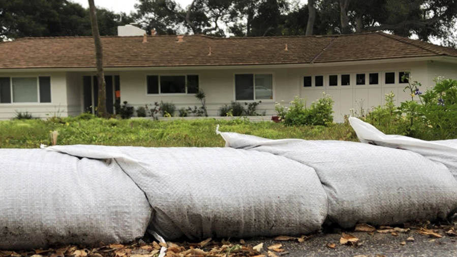 Evacuations in Parts of California as Storm Approaches