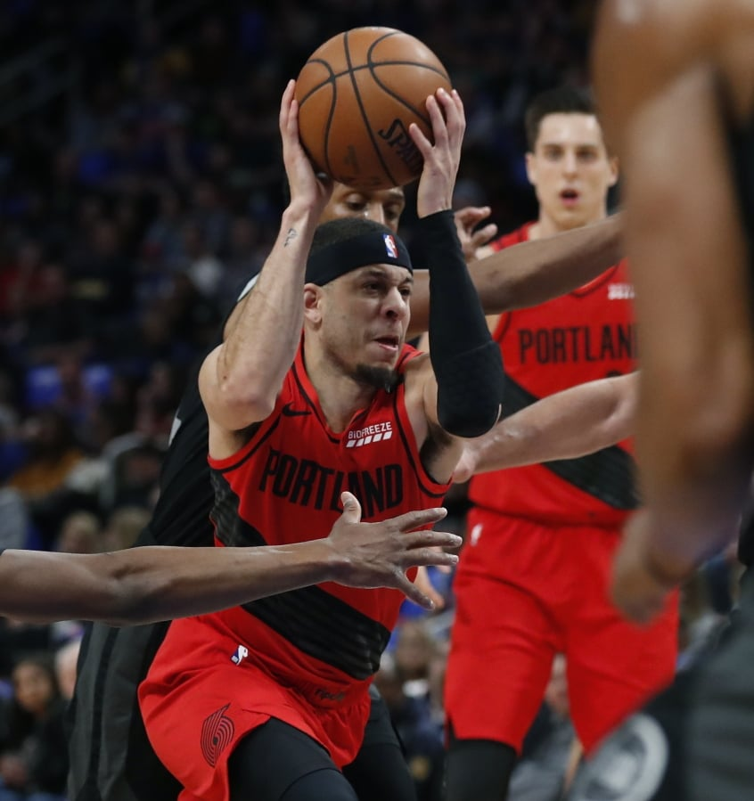 Portland Trail Blazers Basketball: Pistons End Blazers' 6-game Streak With 99-90 Win