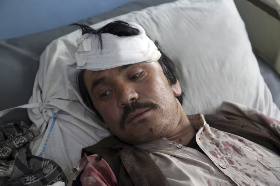 Casualties of attack on Afghan gathering rise to 11 dead, 95 injured