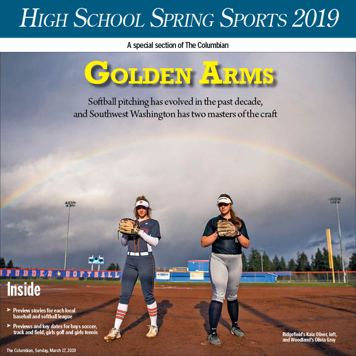 This story is included in The Columbian's High School Spring Sports 2019 special section, published on Sunday, March 17