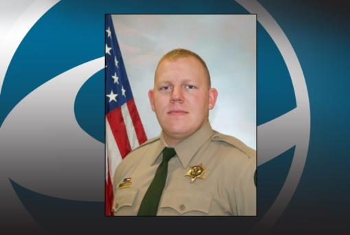Cowlitz County Sheriff's Deputy Justin DeRosier was shot and killed  April 13 while contacting a disabled vehicle.