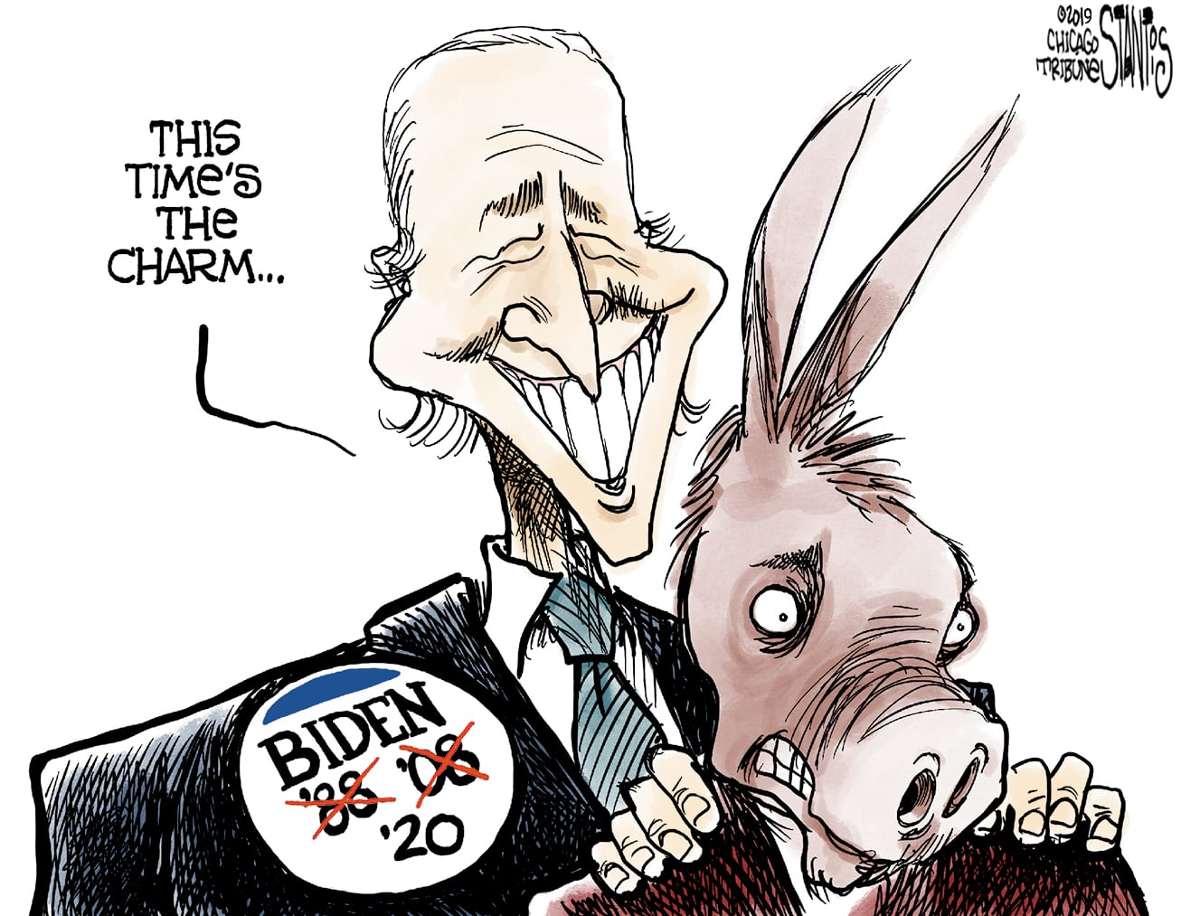 April 27: Biden 2020