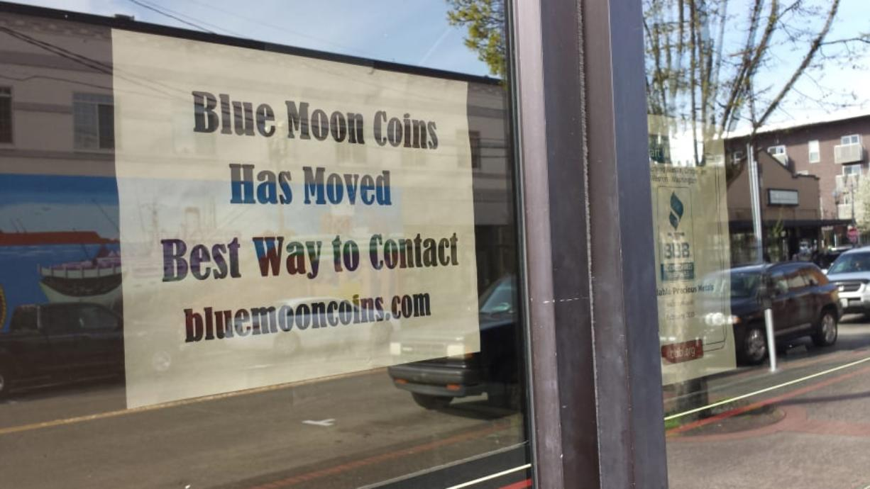 The owner of Blue Moon Coins, a downtown Vancouver coin shop, was sentenced to four years in federal prison Friday for defrauding customers out of $1.4 million.