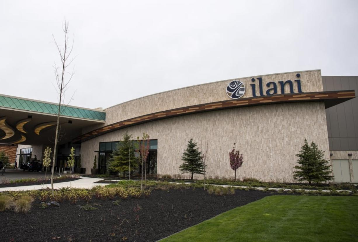 The 368,000-square-foot, $510 million ilani opened two years ago, on April 24, 2017.