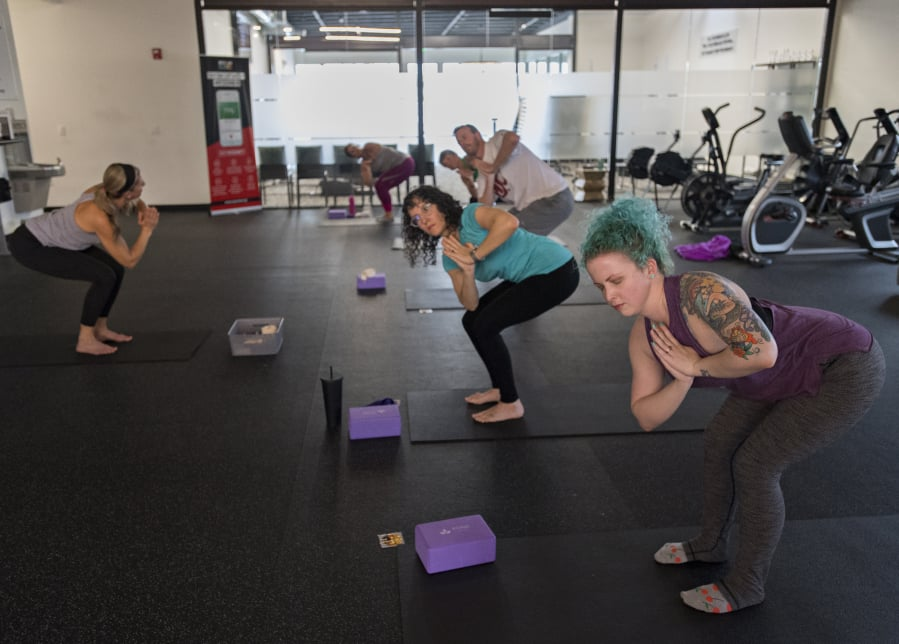3e5414e952 Bridge Chiropractic offers Friday lunchtime yoga   The Columbian