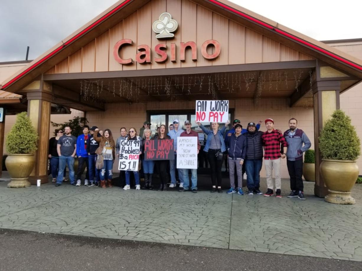 Lucky 21 employees out 3 weeks' pay - Columbian com