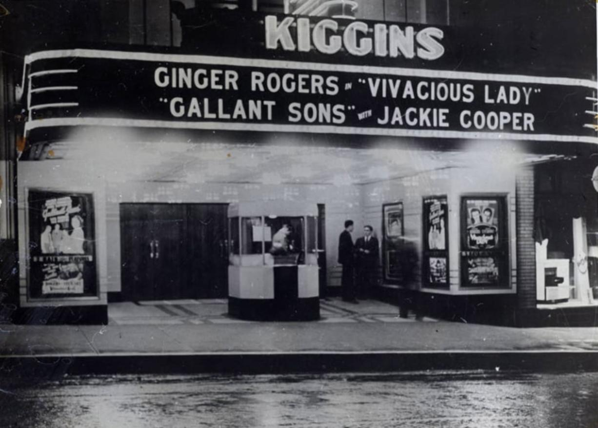 Tonight's upcoming First Thursday lecture at the Clark County Historical Museum is all about the historic spot down the street and the man who built it: the Kiggins Theatre and nine-term Vancouver Mayor J.P. Kiggins. Clark County Historical Museum archives