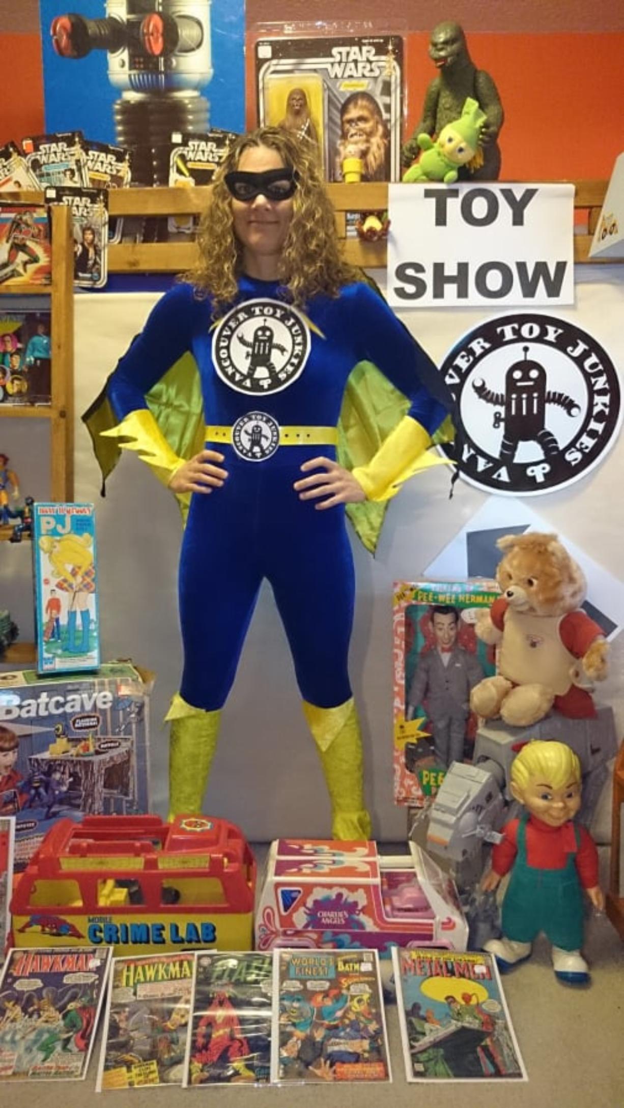 Go: Pomeroy Farm plant sale, Vancouver Toy Junkies show