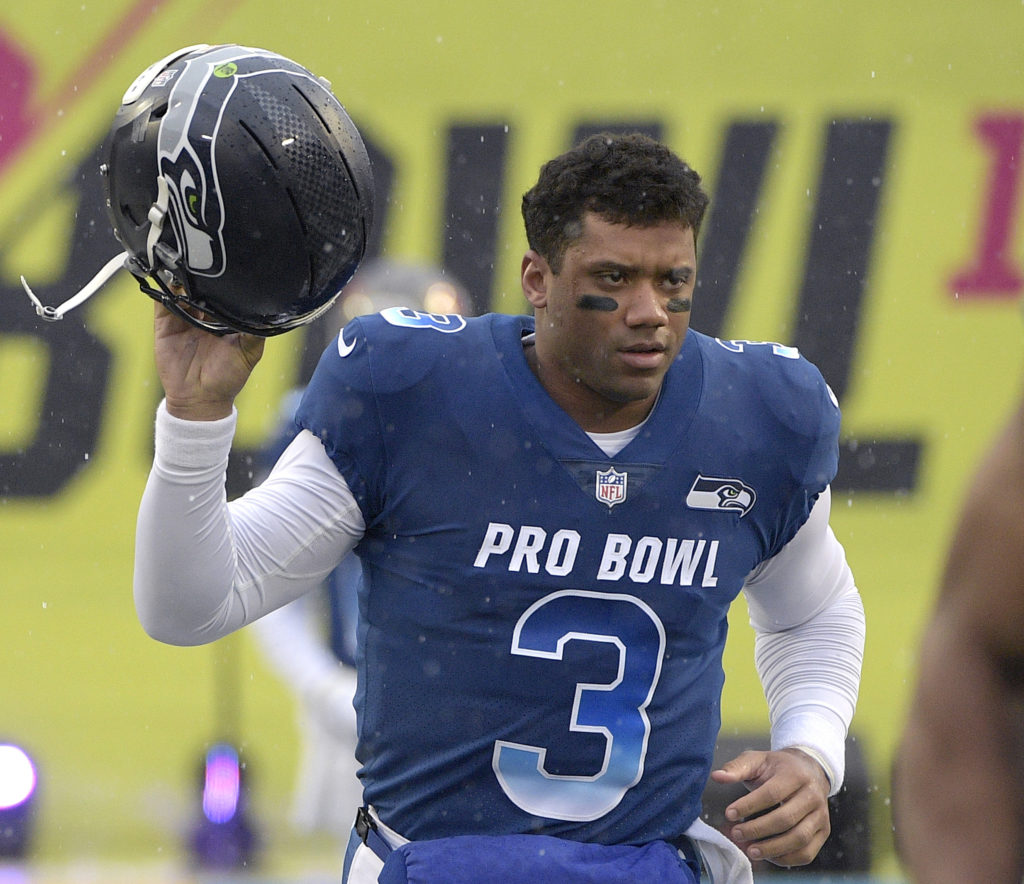 b7d9ae85249 New deal with Seahawks makes Wilson highest-paid NFL player | The ...