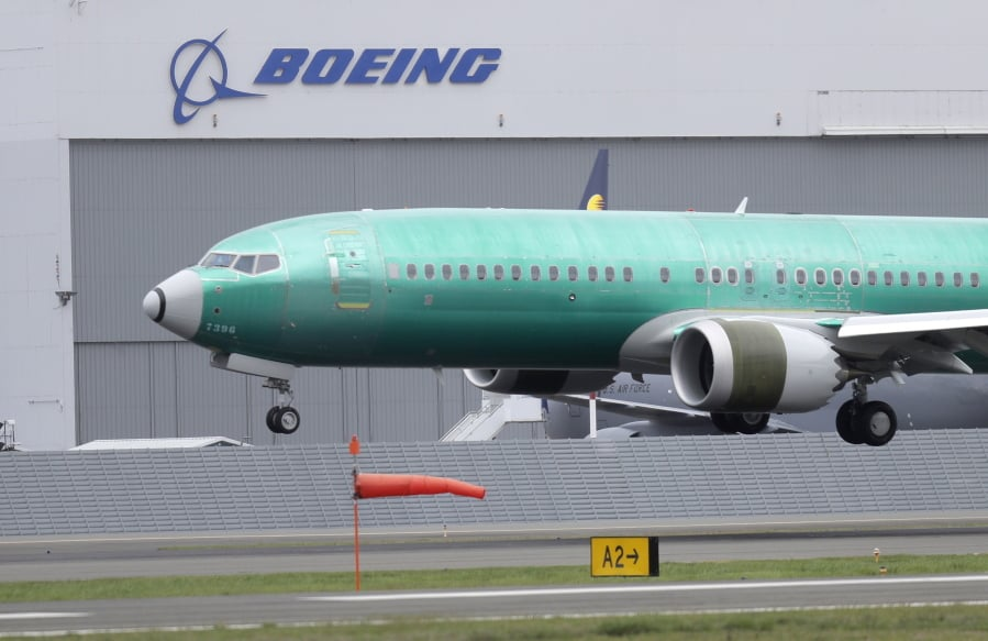 Boeing puts cost of 737 MAX crisis at $1 bn