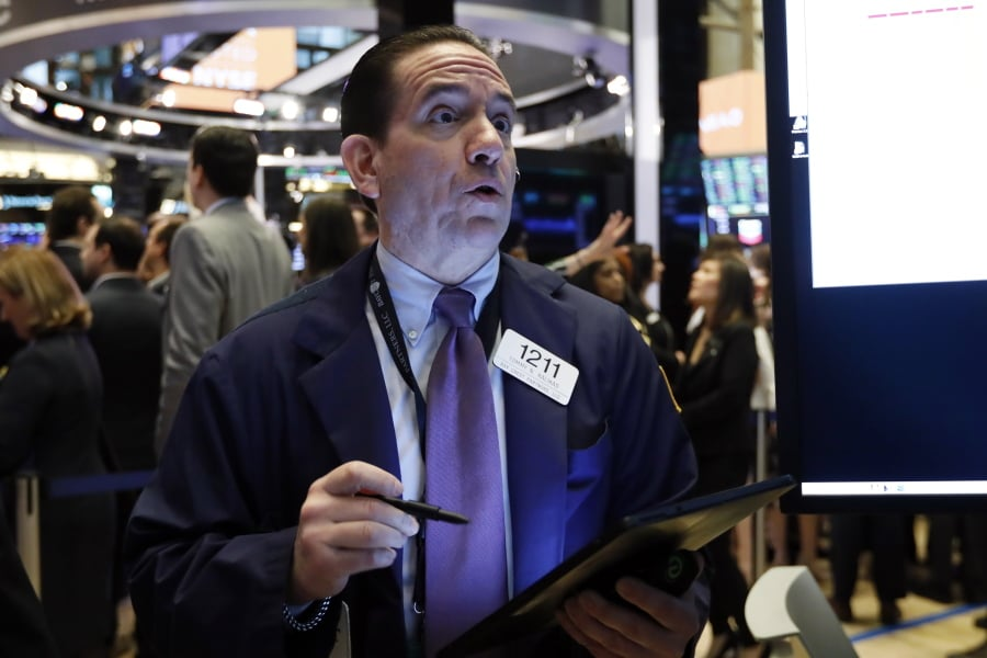 Markets Right Now: Solid gains for stocks in early trading