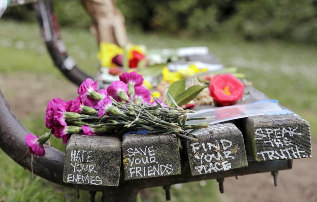 Fans mourn grunge rock icon Kurt Cobain 25 years after death