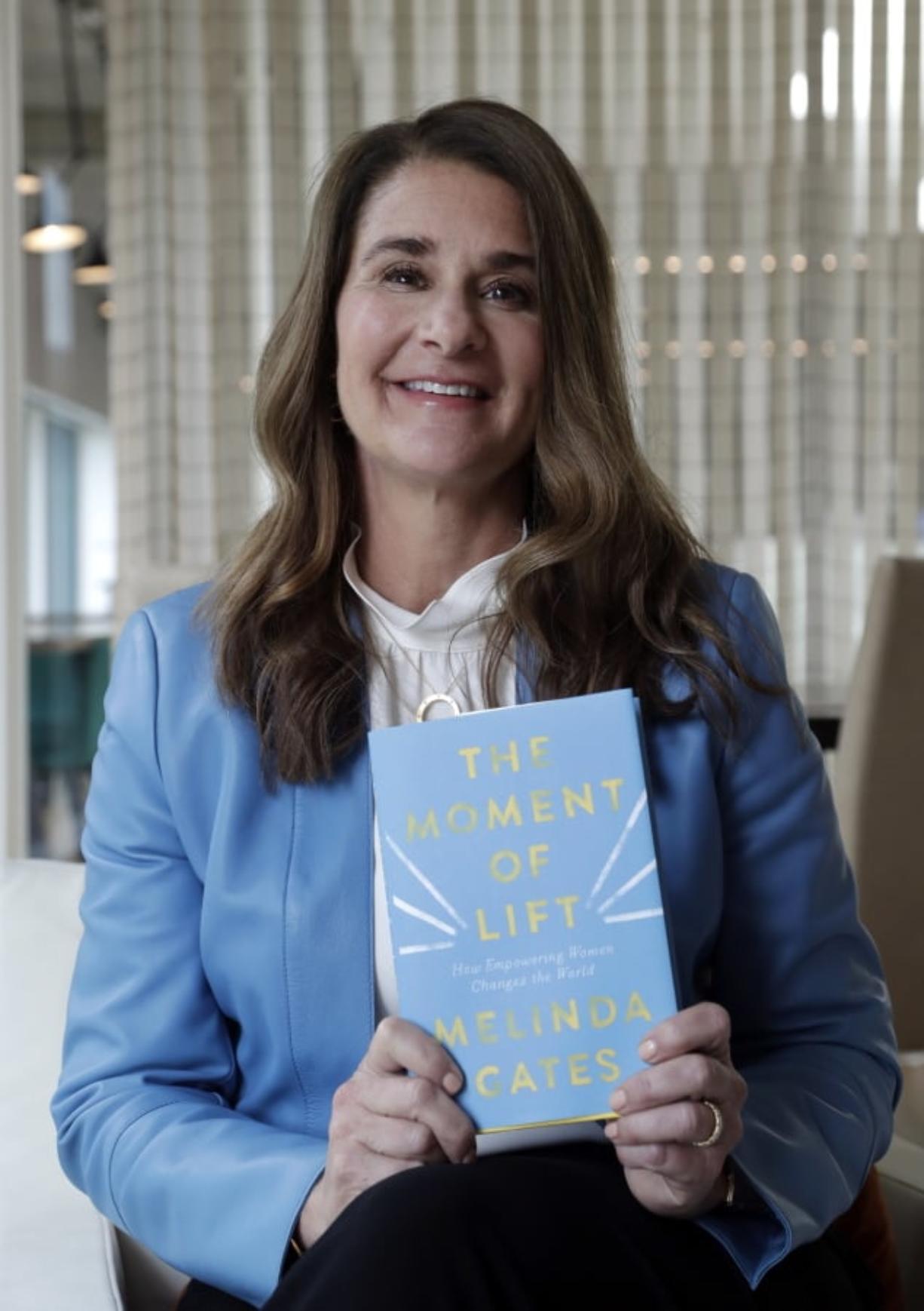 Melinda Gates talks 'brash' Microsoft culture in new book - The Columbian