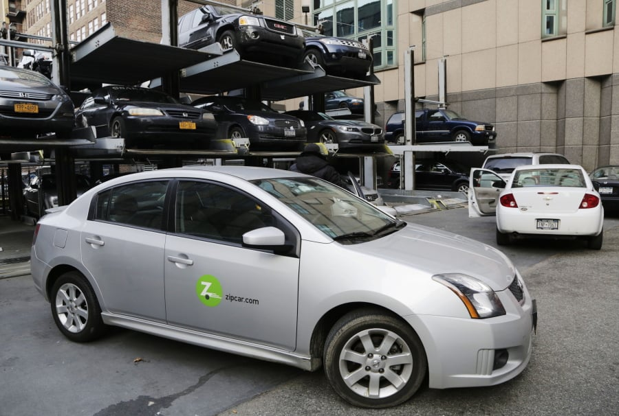 Car Sharing Gives Owners Options The Columbian