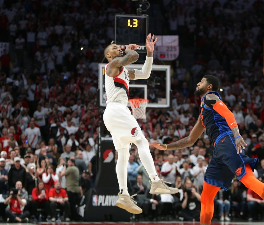 Collins On Blazers' Game-winner: 'That's Dame'