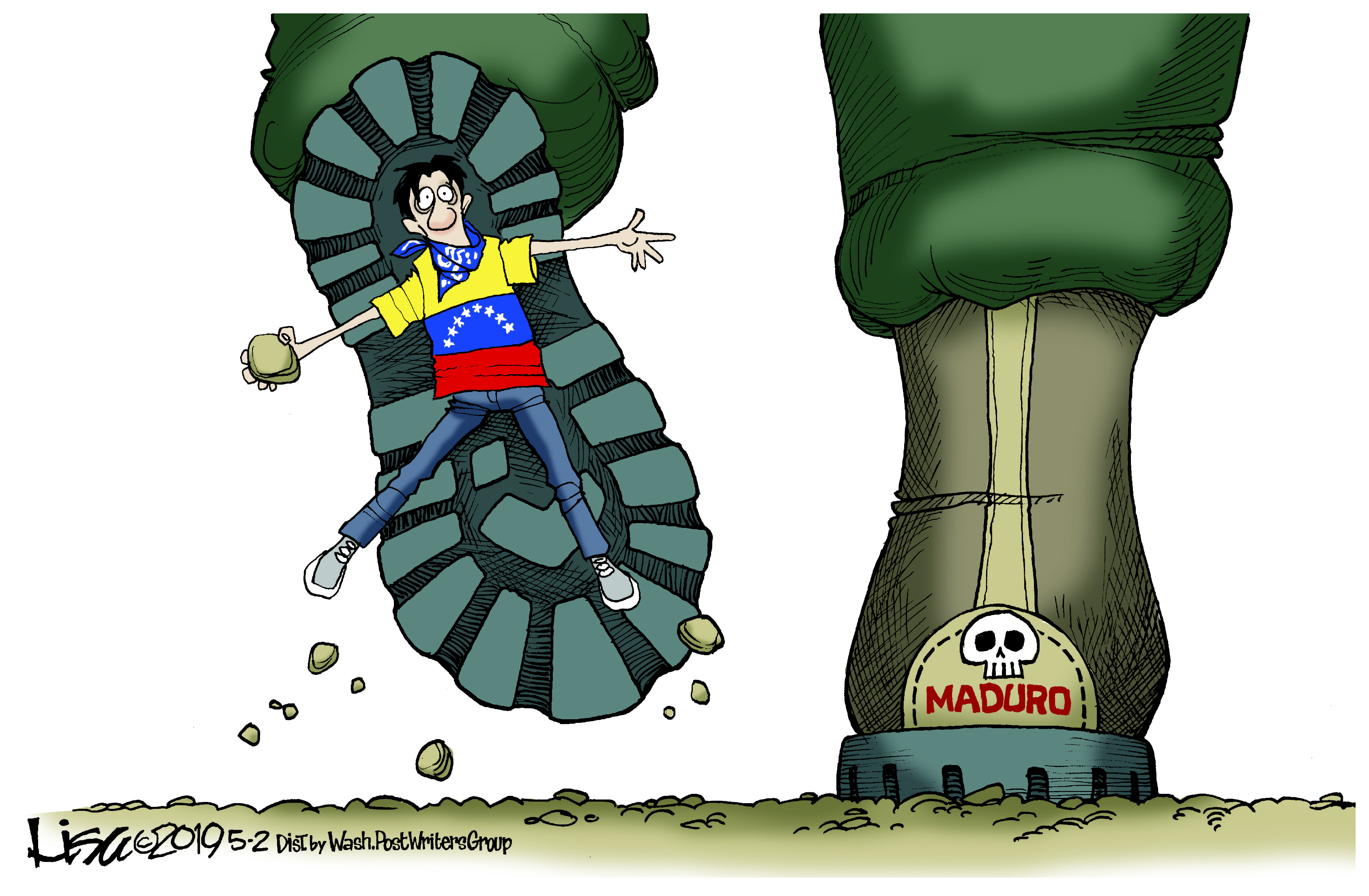 May 4: Venezuela