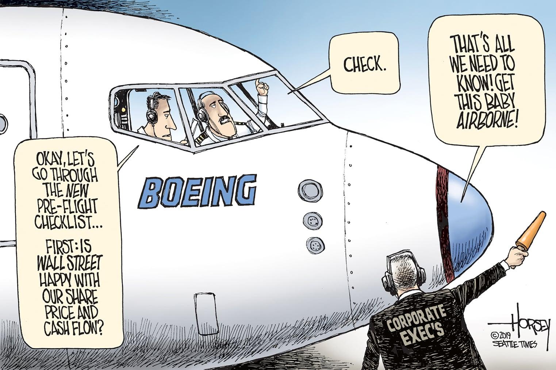 May 11: Boeing Checklist