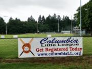 Columbia Little League, located at David Douglas Park in Vancouver, received a $5,000 grant from the Seattle Mariners that will go toward helping kids.