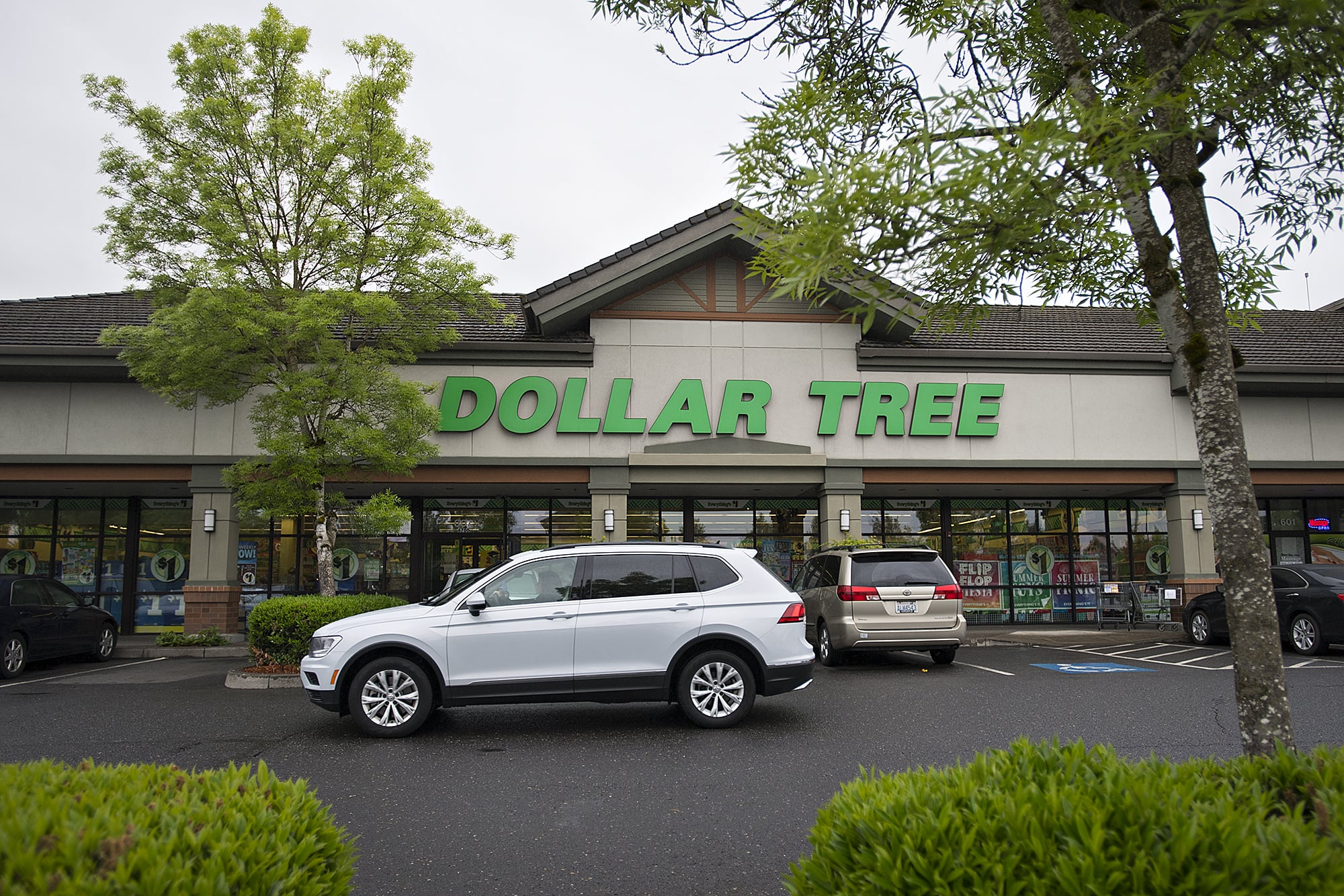 Dollar Tree In Vancouver Fined 503 200 For Unsafe