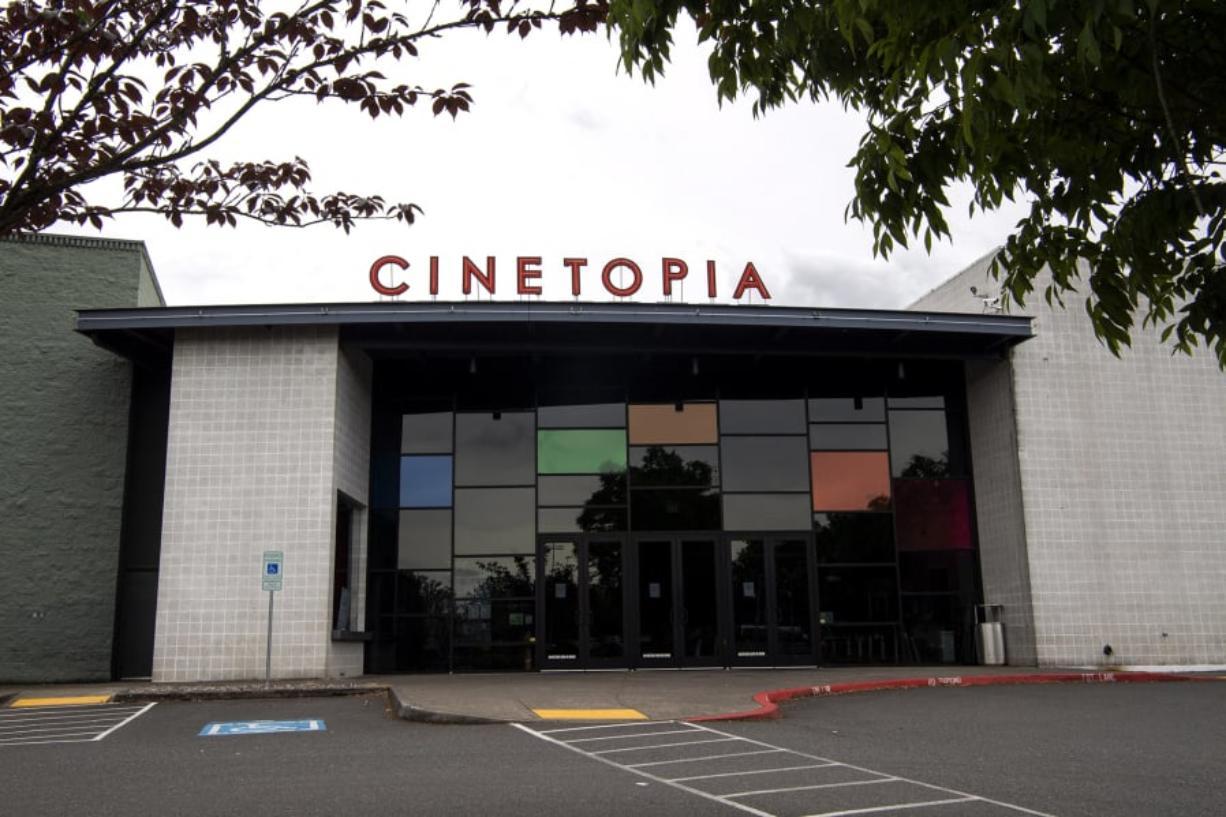 Vancouver movie theater chain Cinetopia goes dark amid ...