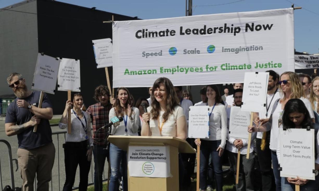 Amazon kills tech, climate proposals - Columbian com
