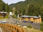 Carson Hot Springs in 2008  (The Columbian files)
