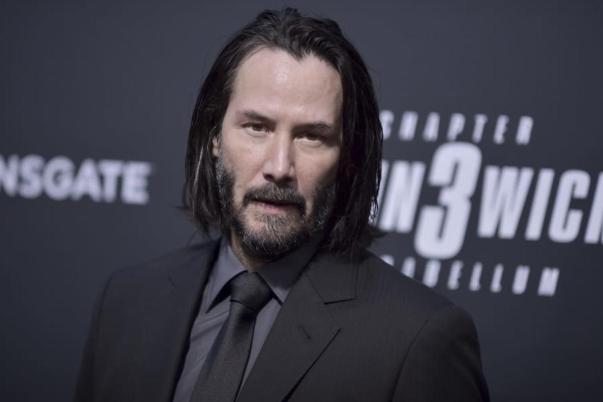Did Keanu Reeves really go anywhere? - Columbian.com