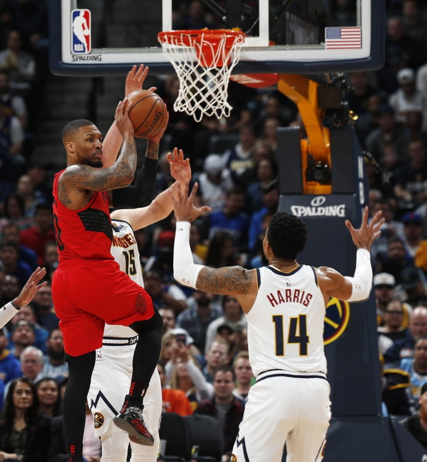 Portland Blazers Players: Blazers Come Home All Even In Series With Denver