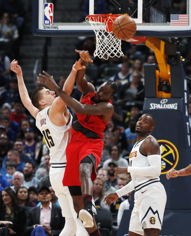 Blazers Come Home All Even In Series With Denver