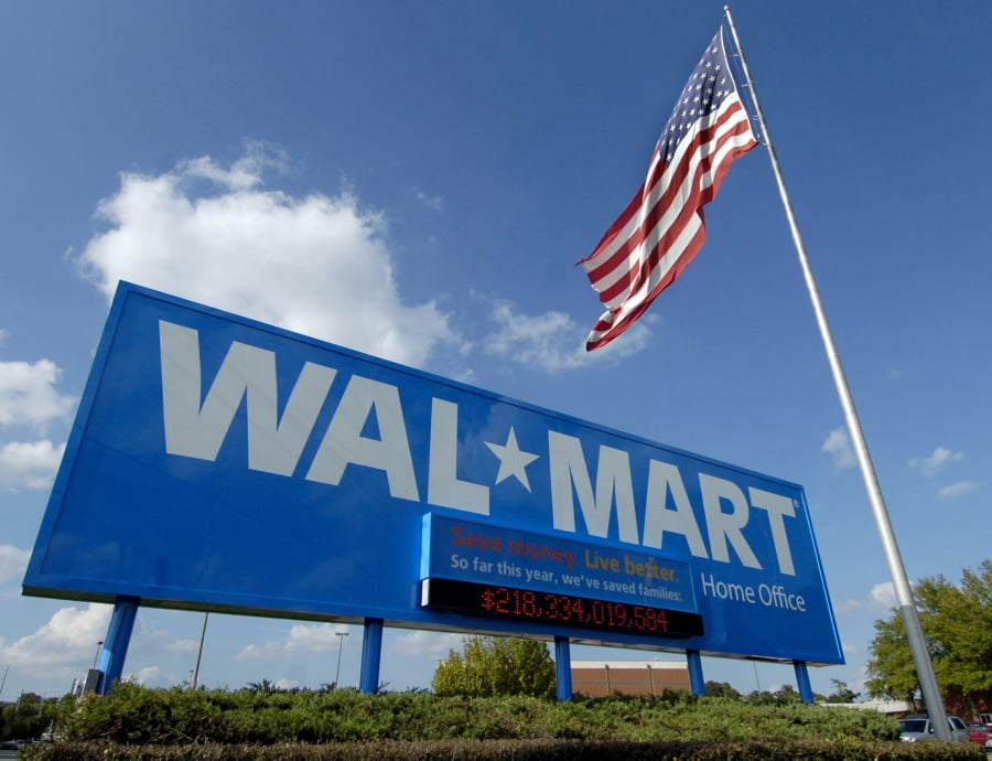 Walmart to stop selling certain gun ammunition - Columbian com