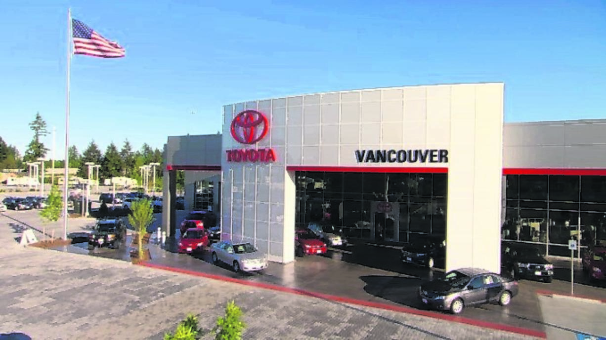 For the last three years, McCord's has been recognized as the Best New Car Dealer in The Columbian's Best of Clark County contest
