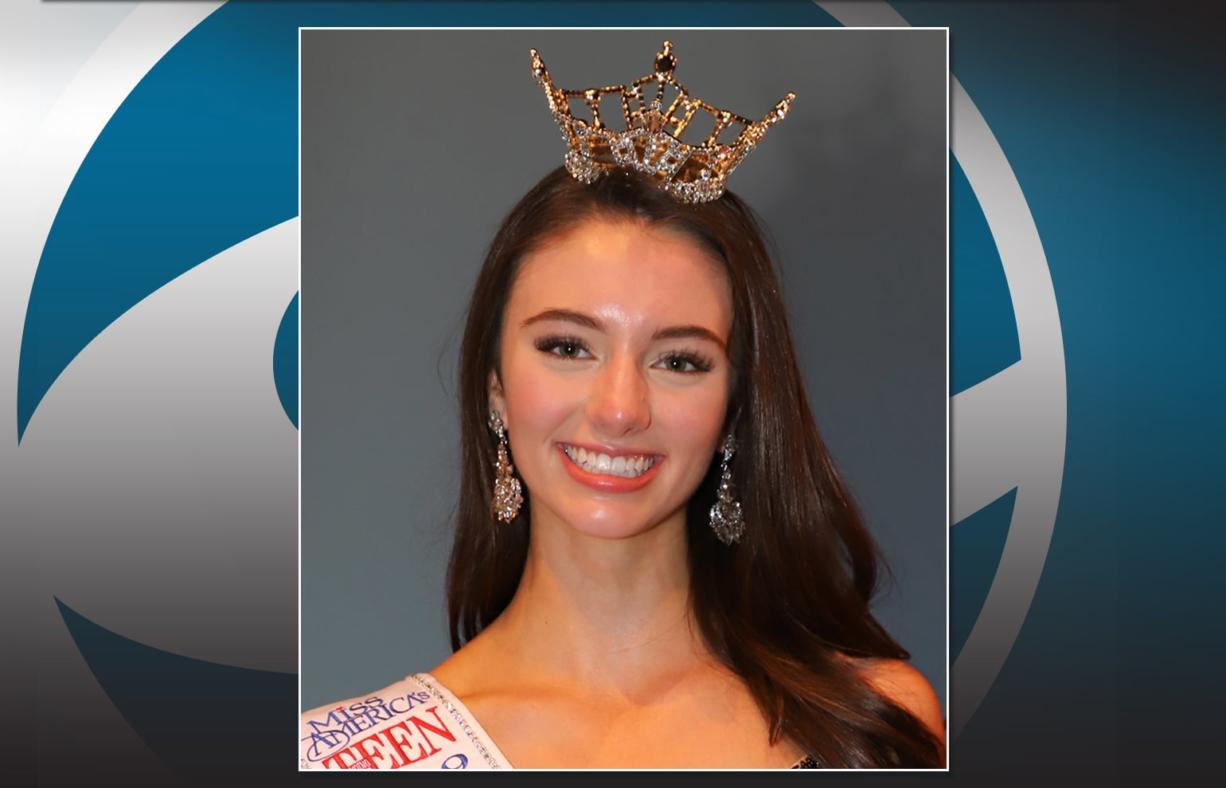 Payton May, a junior at Skyview High School, won the title of Miss Washington's Outstanding Teen and will compete for Miss America's Outstanding Teen at the end of July in Florida.