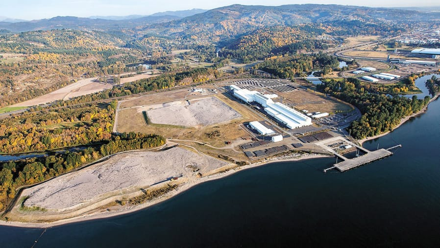 Northwest Innovation Works hopes to build a methanol plant at the downstream end of the Port of Kalama property. Daily News files