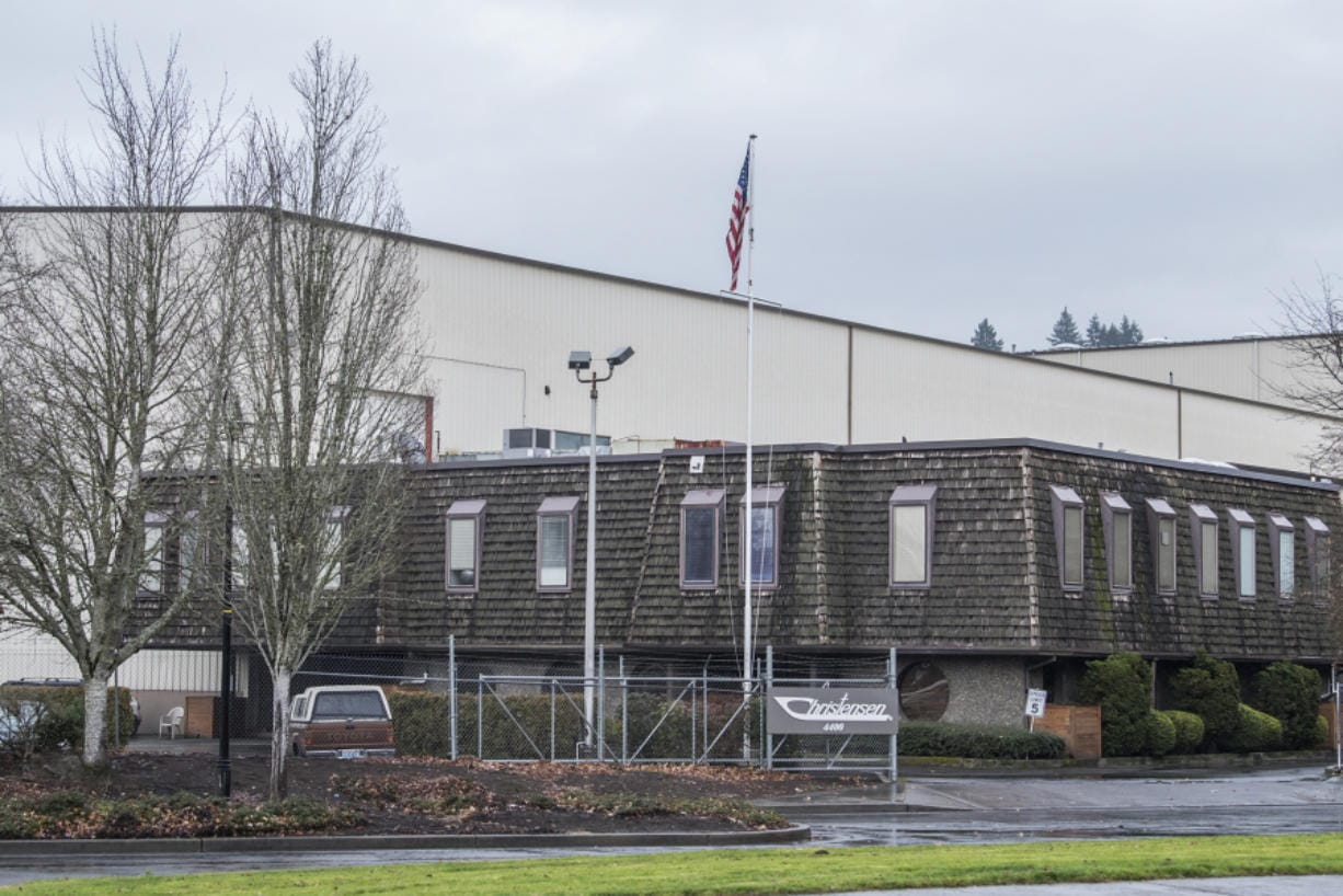 Ship-builder Vigor is in the process of buying the former Vancouver headquarters and production facility of Christensen Shipyards.