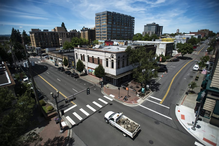 45b993639 Building toward a retail revival in downtown Vancouver | The Columbian