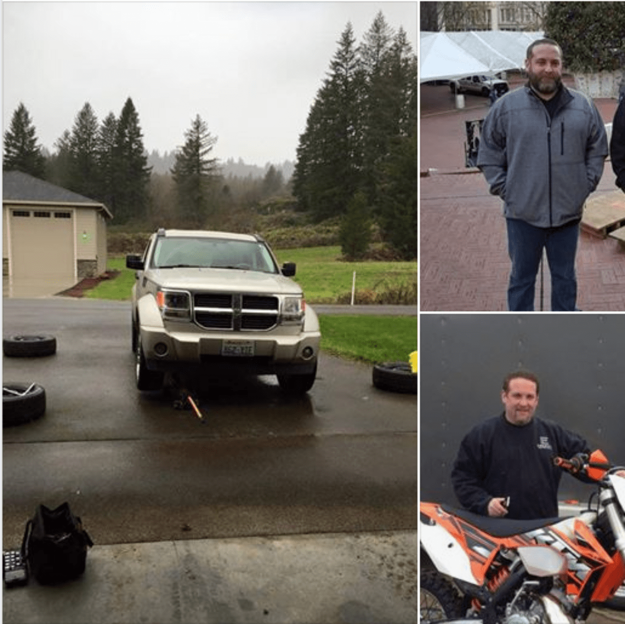Ryan M. Webb has been missing since May 7, according to Camas police.