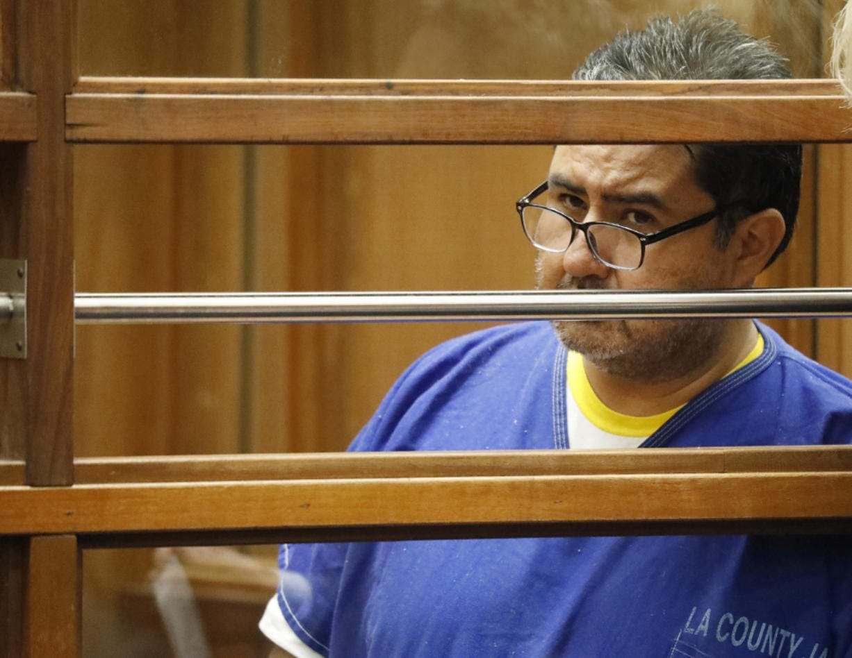 Arraignment was postponed for Naason Joaquin Garcia, the leader of a Mexico-based evangelical church, La Luz del Mundo, that claims to have a worldwide membership of more than one million people.