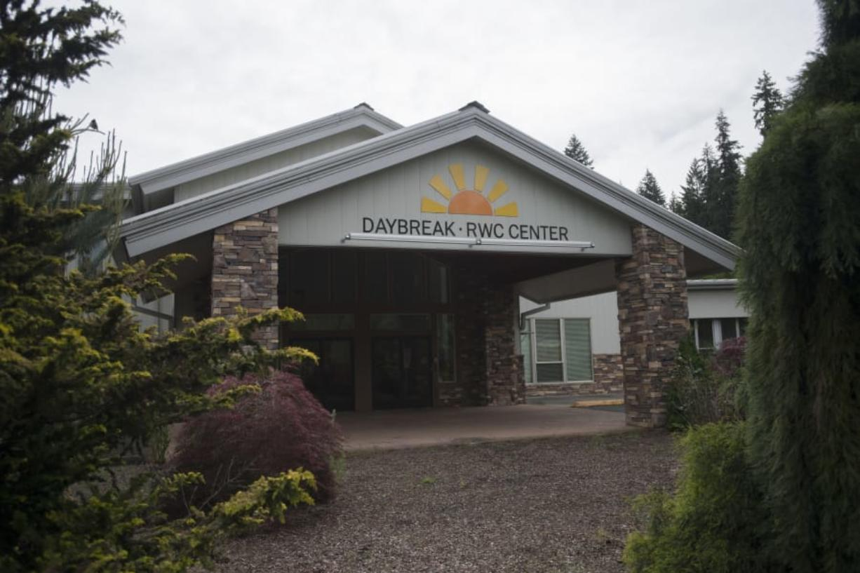 Daybreak Youth Services is pictured in Brush Prairie on May 21, 2019.