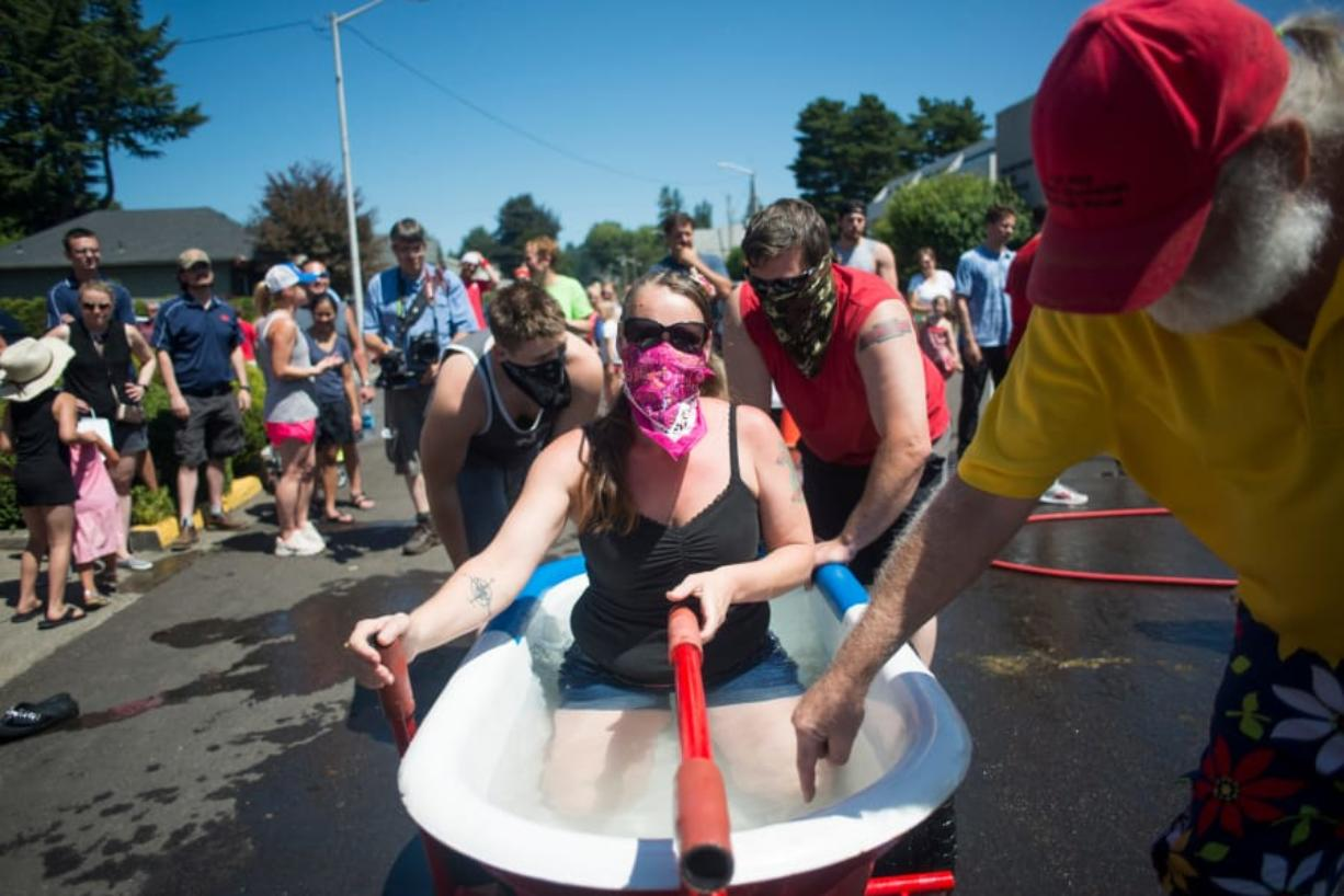 Camas Days, free music, movies and much more await fun