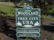 The city of Woodland is one of more than 3,400 cities throughout the United States that meets the criteria to be recognized as Tree City, USA by the Arbor Day Foundation.