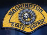 Washington State Patrol patch