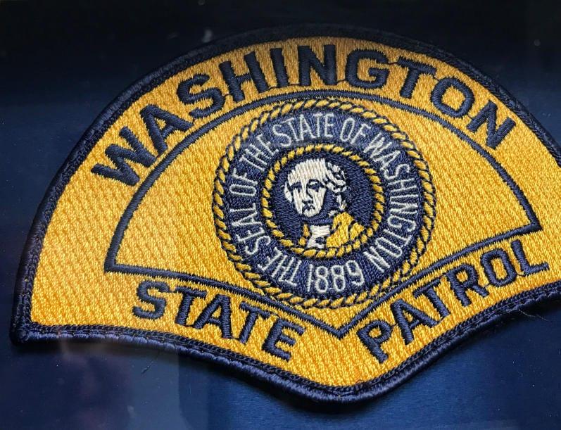 Washington State Patrol patch