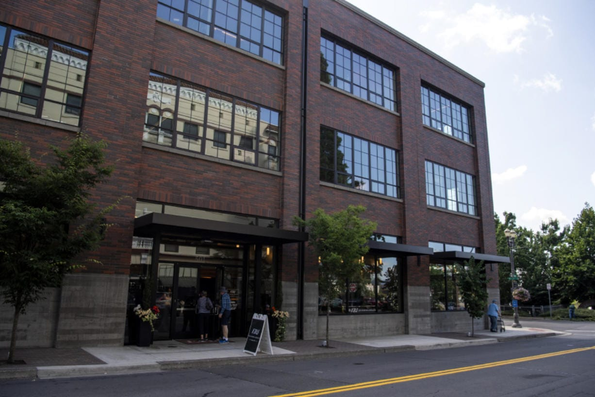"""Erik Runyan Jewelers moved its newest storefront at 501 Main St. in the Hudson building in 2016, and this week the store was named """"America's Coolest"""" by a jewelry industry magazine. Alisha Jucevic/The Columbian"""