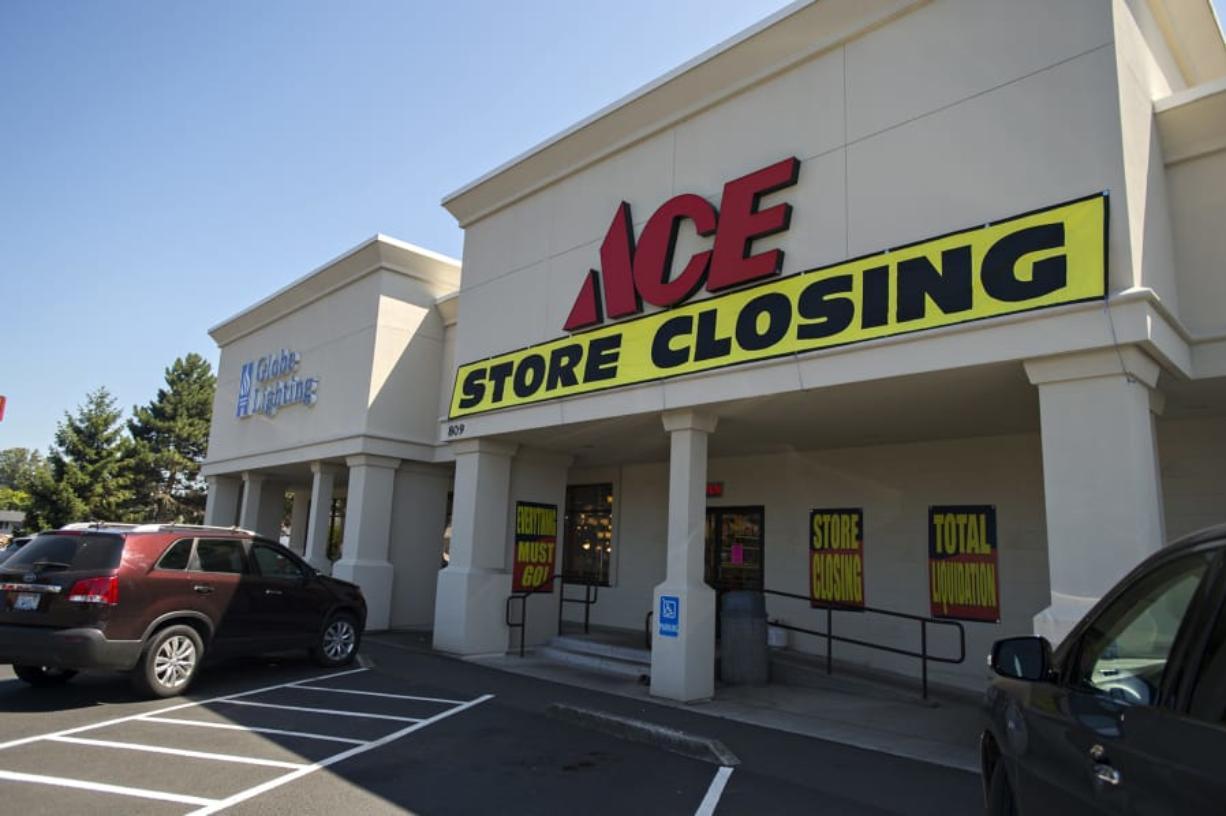 Filbin's Ace Hardware in Hazel Dell is closing - Columbian com