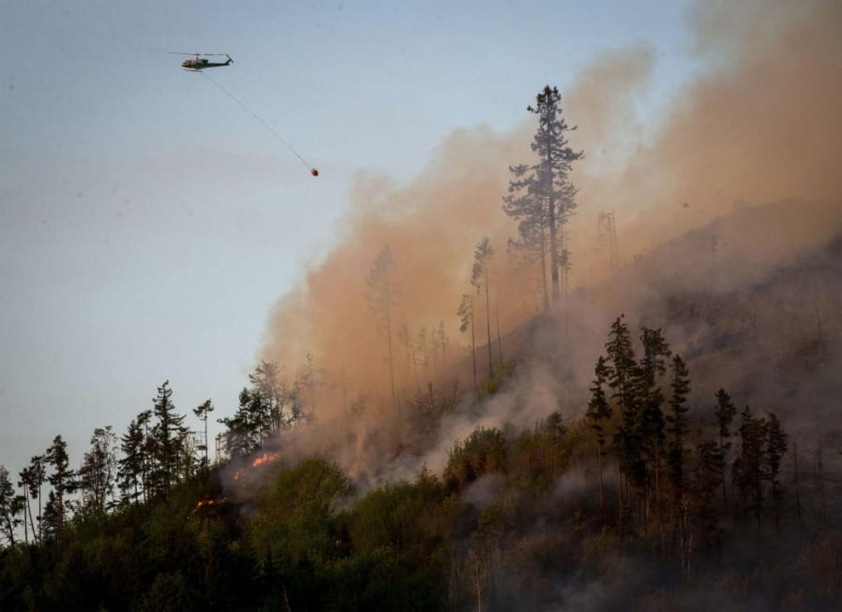 Oregon 'woefully' unprepared for disasters - Columbian com