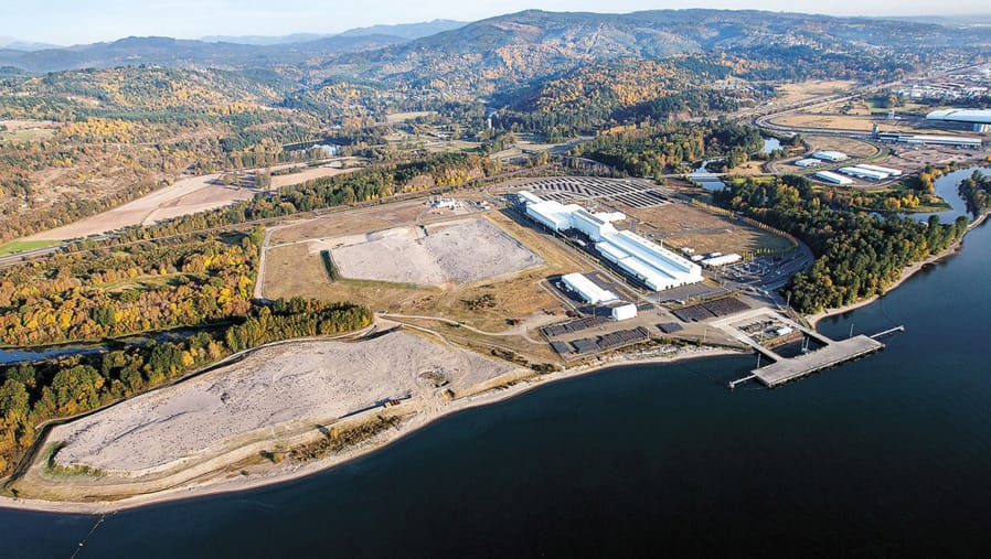 Northwest Innovation Works hopes to build a methanol plant at the downstream end of the Port of Kalama property.