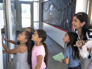 Ogden Elementary opens