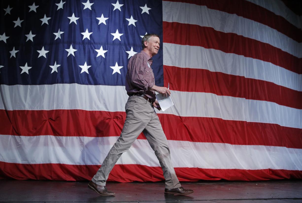 Surf Ballroom Schedule 2020 Hickenlooper ends White House bid, mulls Senate run in 2020